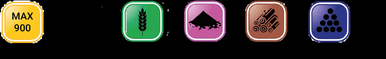 Cleansilo ikoner